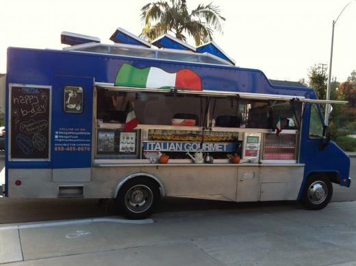 Mangia Mangia Mobile Food Truck