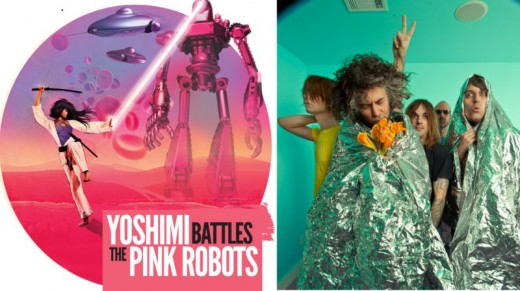 Yoshimi Battles the Pink Robots at the La Jolla Playhouse