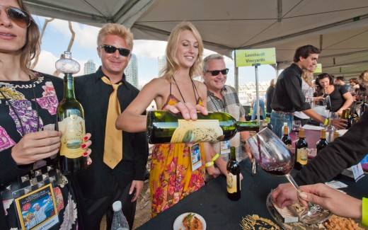 San Diego Bay Wine & Food Festival Grand Tasting