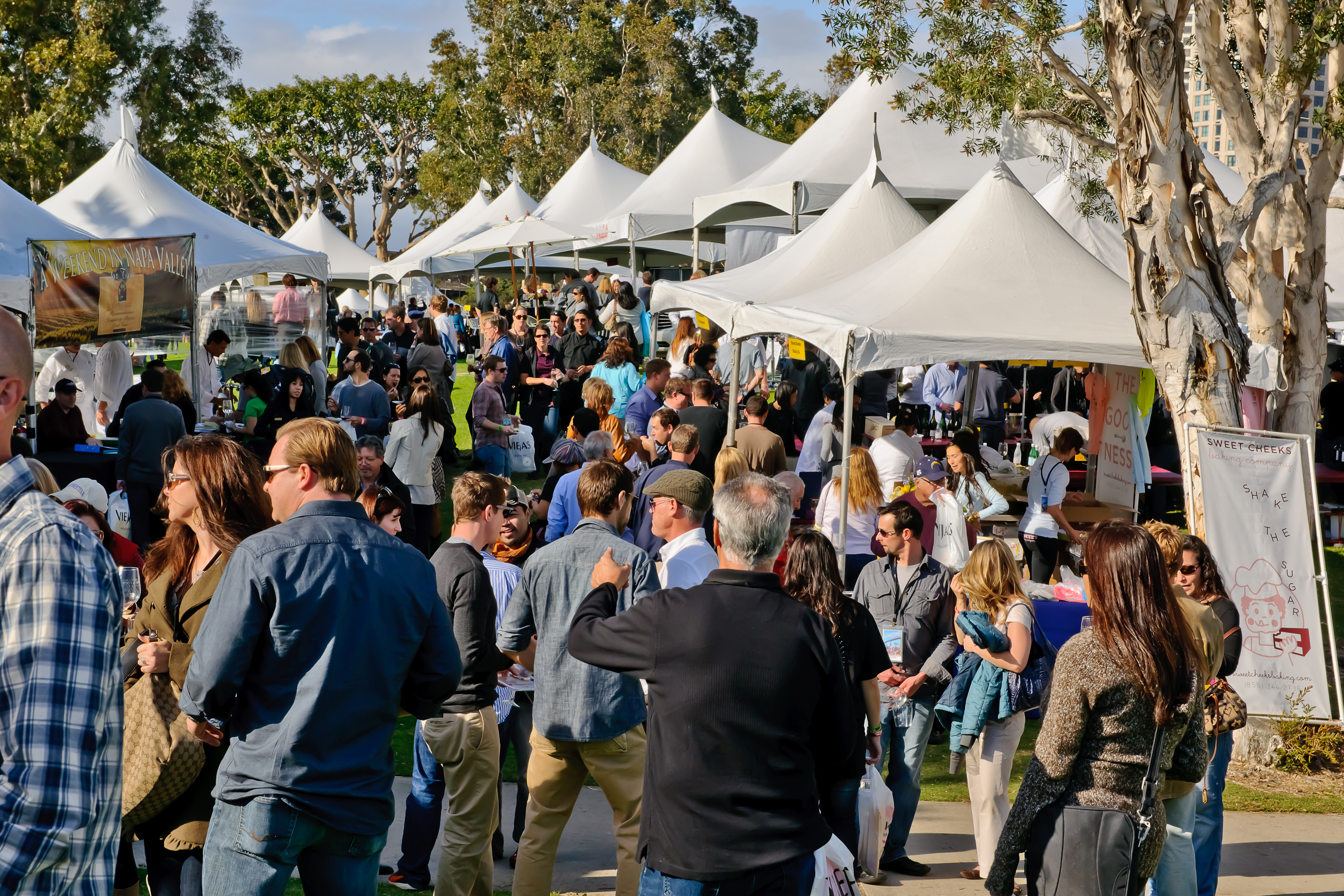 San Diego Bay Wine & Food Festival 2012