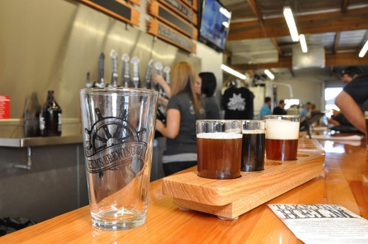 Helms Brewing Company in San Diego
