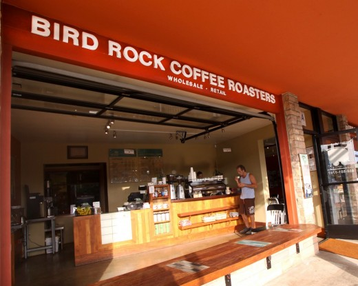 Bird Rock Coffee Roasters San Diego