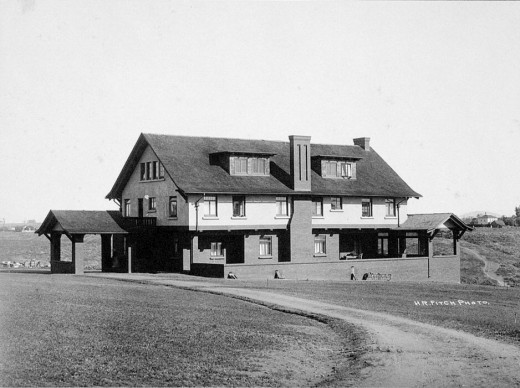 Marston House circa 1905.
