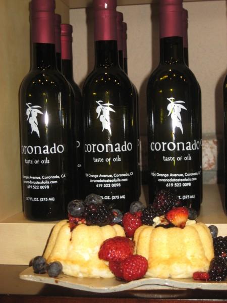 Coronado Taste of Oils