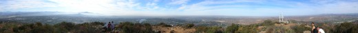 360 Panorama of Cowles Mountain