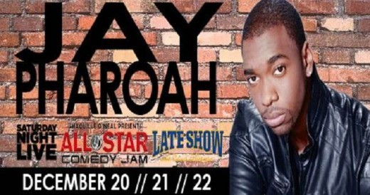 Jay Pharoah at the American Comedy Company - Things to Do