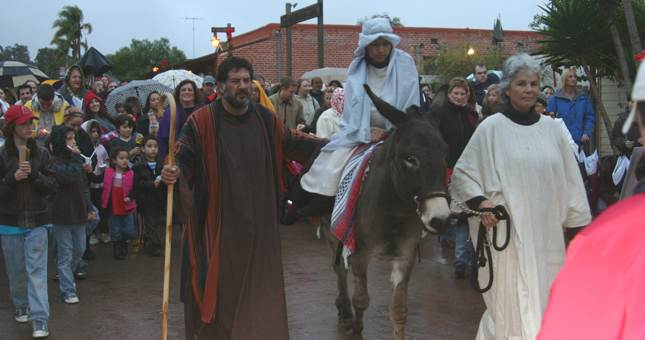 Las Posadas - Old Town State Historic Park