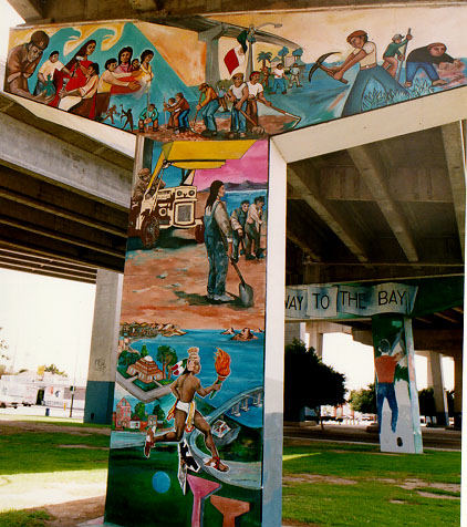 Chicano Park, Barrio Logan.
