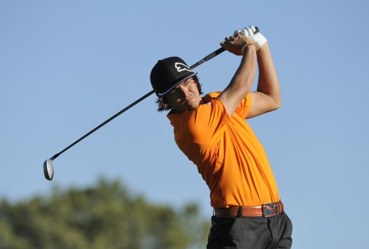 Farmers Insurance Open - Rickie Fowler