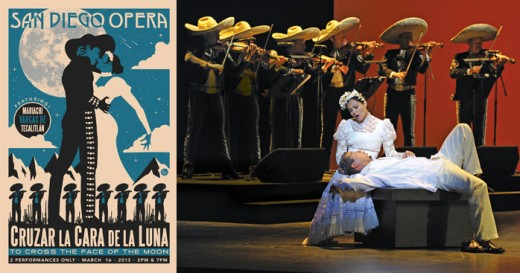 See the very first Mariachi Opera with the renowned Mariachi Vargas de Tecalitlan. Photo courtesy of San Diego Opera.