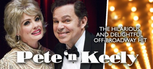 Winter San Diego Theatre - Lamb's Players Theatre - Pete 'n Keely