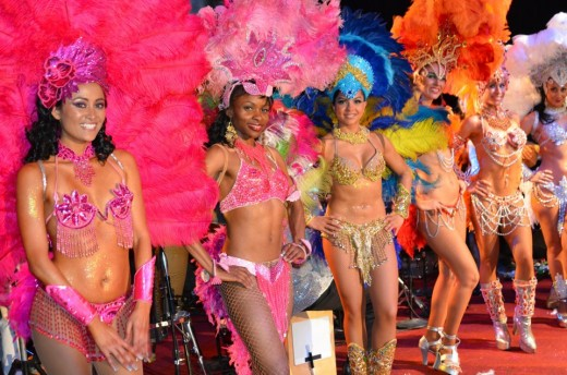 Brazil Carnival Mardi Gras - Top Things to Do in San Diego
