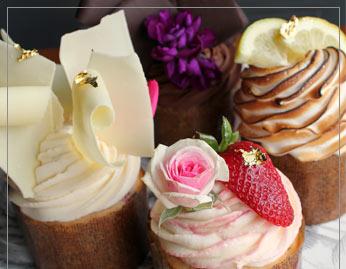Extraordinary Dessert Cupcakes