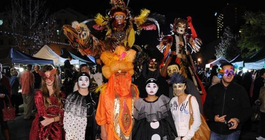 LIttle Italy Carnevale - Top Things to Do in San Diego