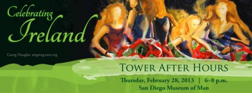 Museum of Man Tower After Hours - Ireland - Top Things to Do in San Diego