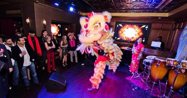 The Red Ball 2015 - A Chinese New Year Celebration