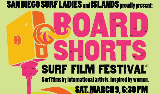 Board Shorts Surf Film Festival - Top Things to Do in San Diego