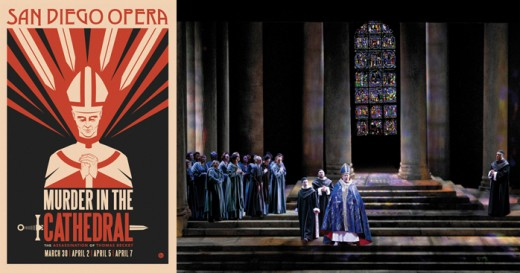 Murder in the Cathedral with San Diego Opera - Music in San Diego