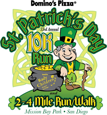 St. Patrick's Day 10K Run