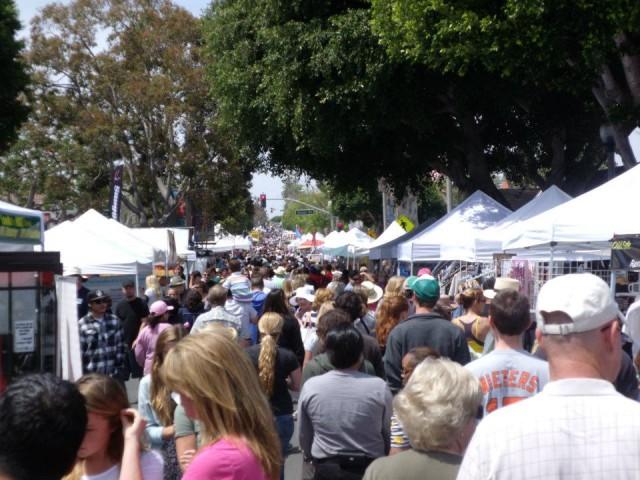 Carlsbad Spring Village Faire