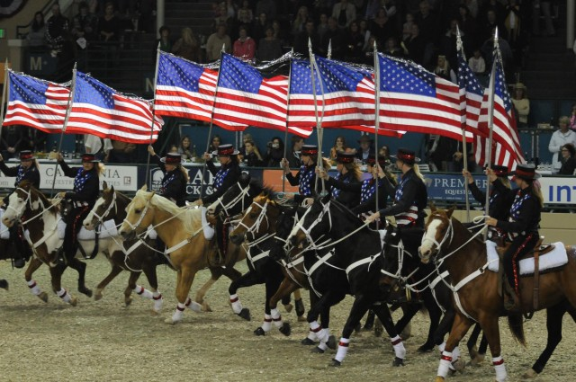 Rainbow Riders - Del Mar National Horse Show - Top Things to Do In San Diego