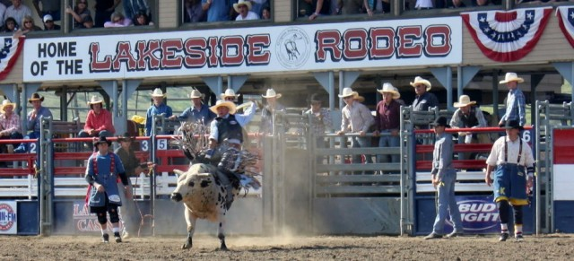 Lakeside Rodeo in San Diego's East County
