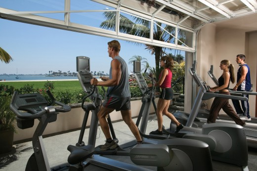 Catamaran Resort & Spa fitness center
