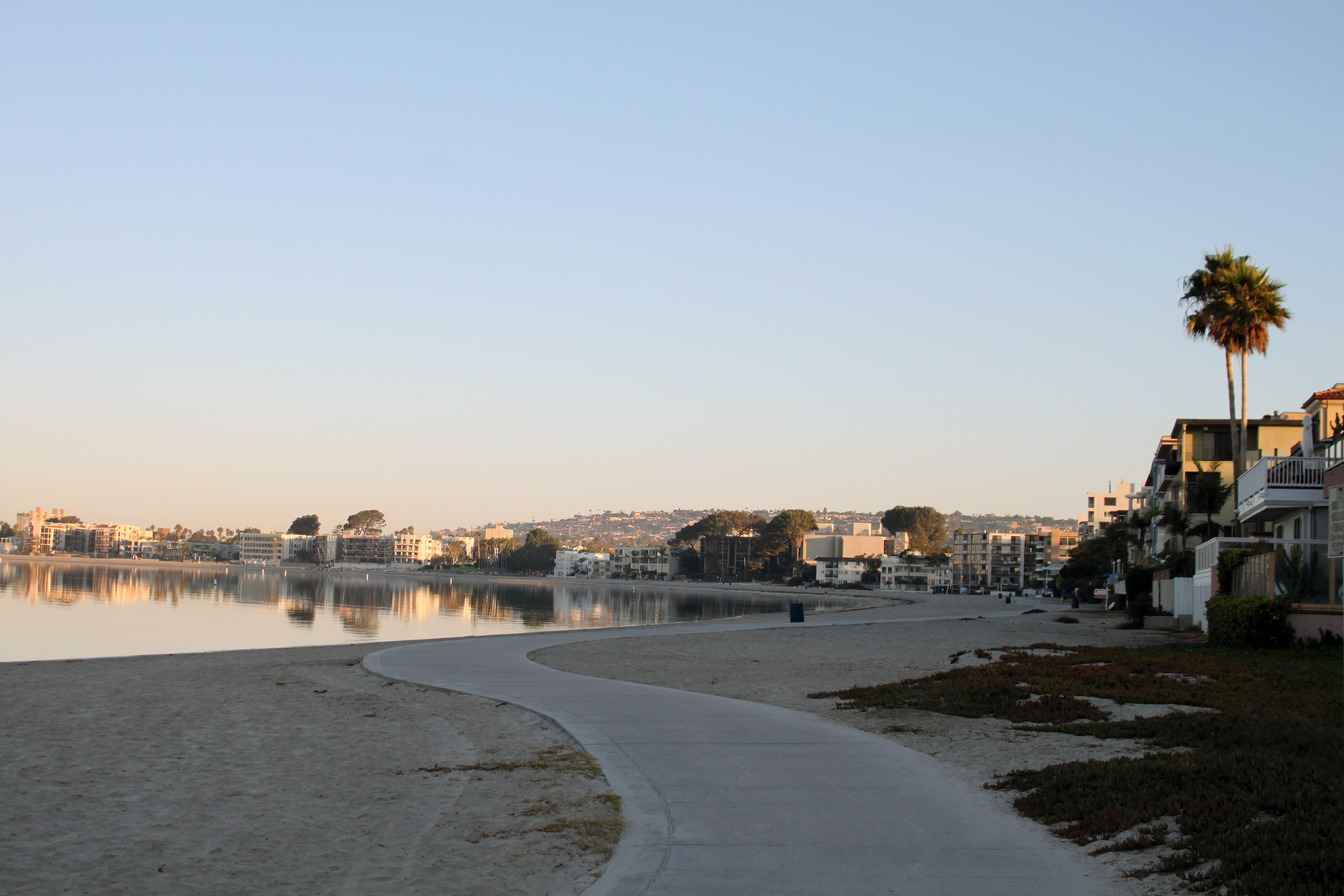 Mission Bay Waterfront Walk