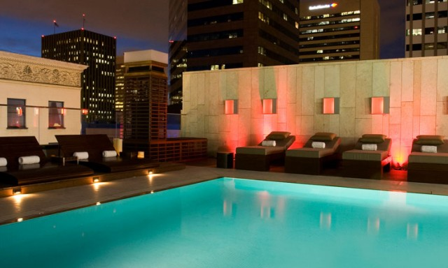 Palomar San Diego - Rooftop Pools