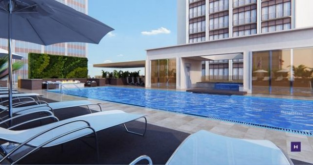 The Westgate Terrace - Rooftop Pools