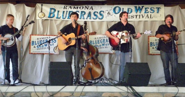 Ramona Bluegrass and Old West Festival - Top Things to Do In San Diego