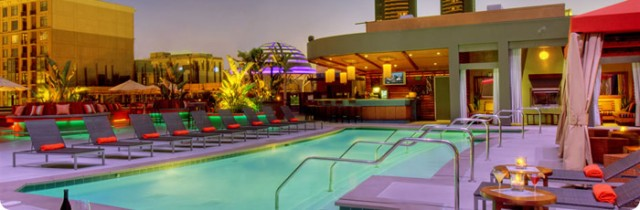 Hotel Solamar Rooftop Pool