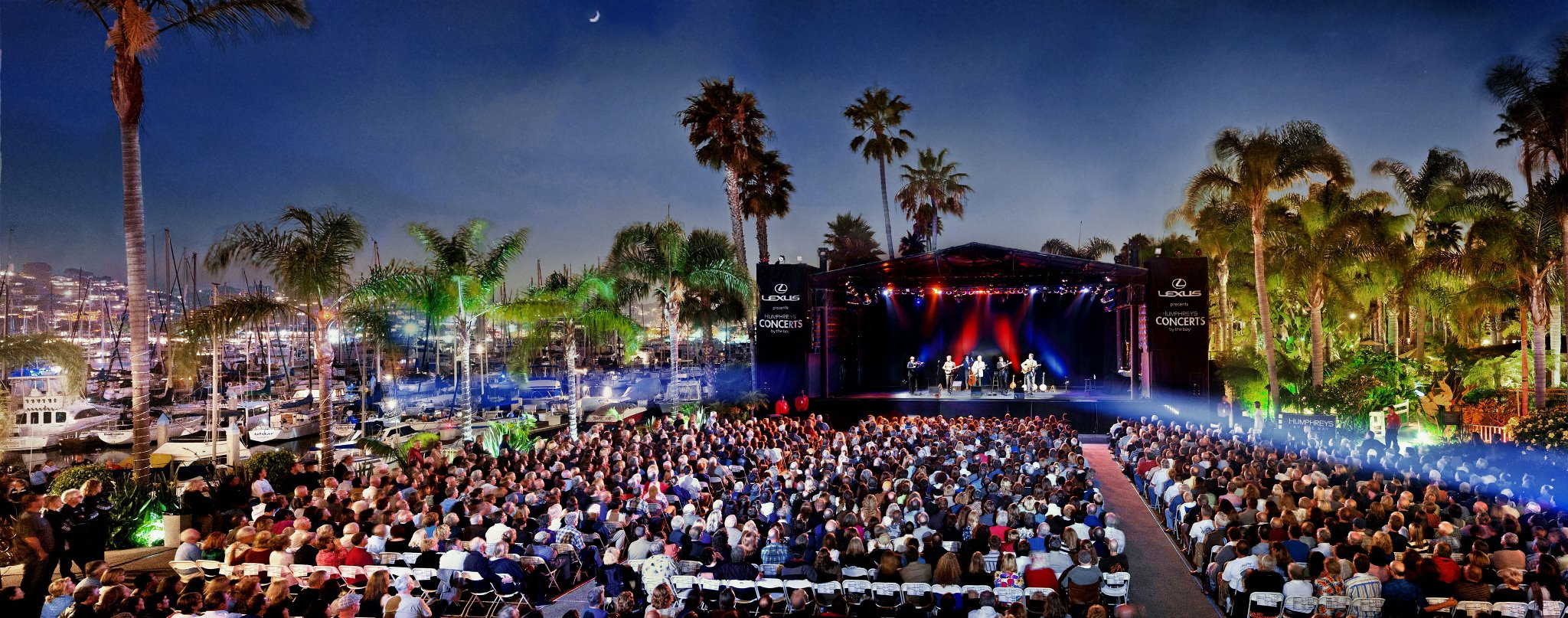 Humphreys Concerts by the Bay - San Diego Travel Blog