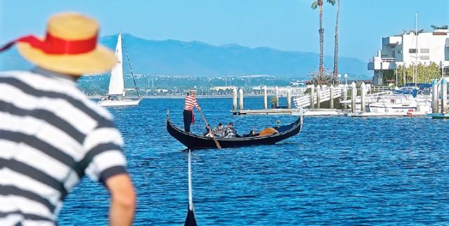 The Gondola Company at Loews Coronado Bay Resort