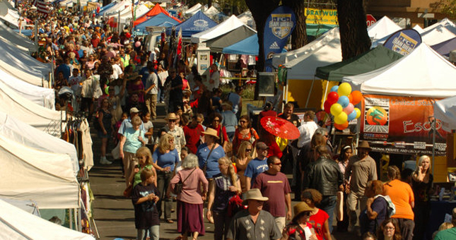 Escondido Street Fair - Top Things to Do in San Diego