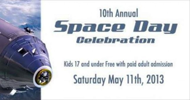 Space Day at the San Diego Air & Space Museum