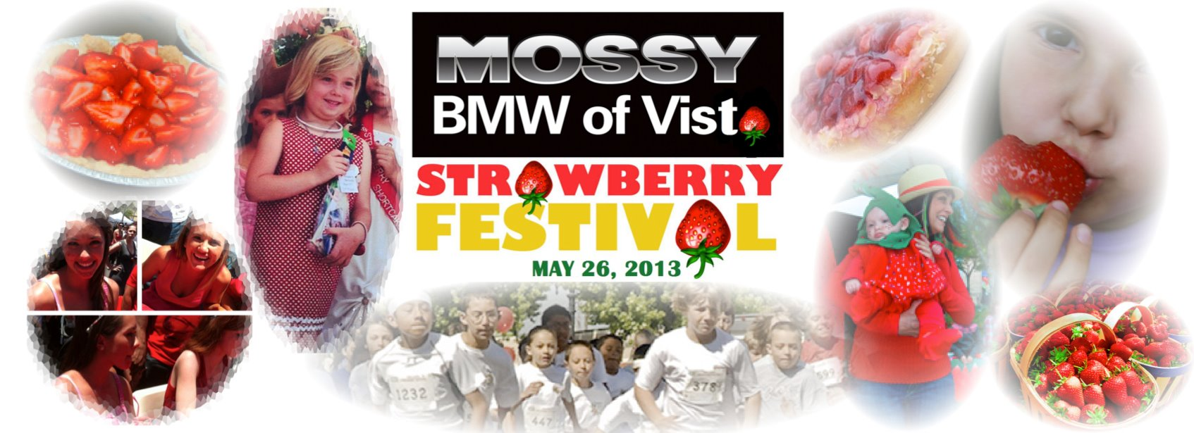 2013 Vista Strawberry Festival