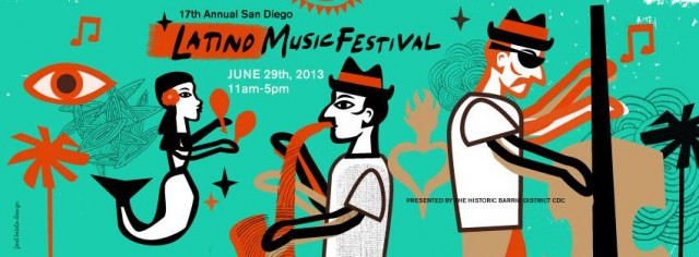 17th Annual San Diego Latino Music Festival - Top Things to Do