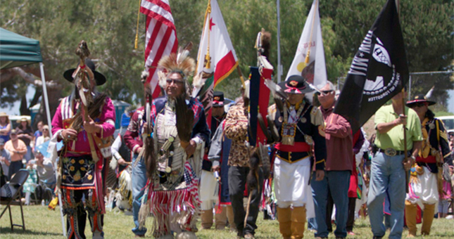 San Luis Rey Band of Luiseño Mission Indians Annual Inter-Tribal Powwow
