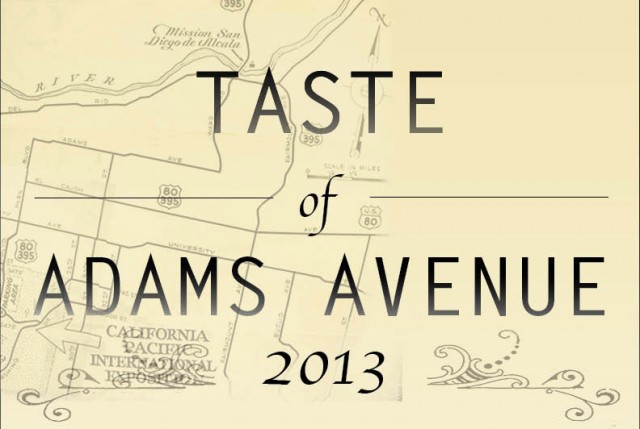 Taste of Adams Avenue 2013 - Top Things to Do in San Diego