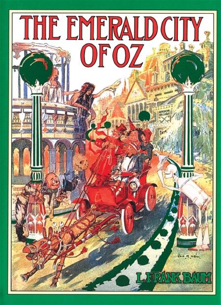 Hotel del Coronado- Emerald City of Oz