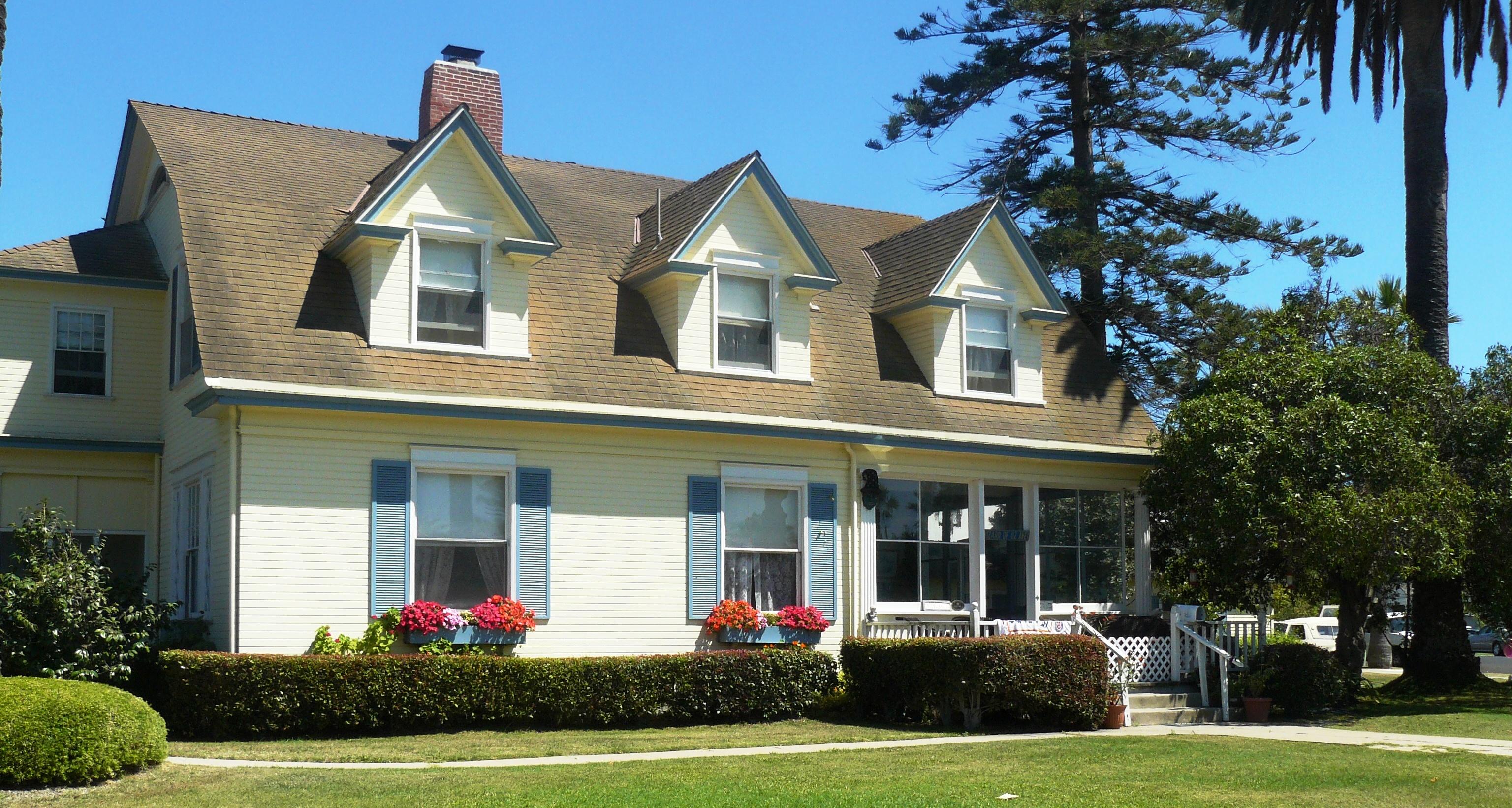 L. Frank Baum's historic Coronado home.