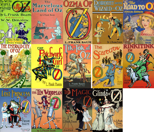 Oz books