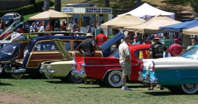 National City Automobile Heritage Day Car Show