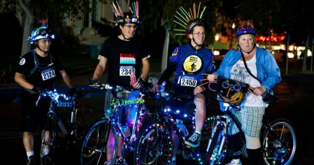 San Diego Midnight Madness Fun Bicycle Ride - Top Things to Do in San Diego