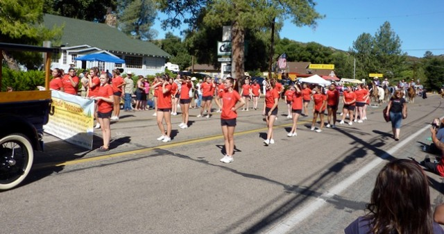 Pine Valley Days Parade