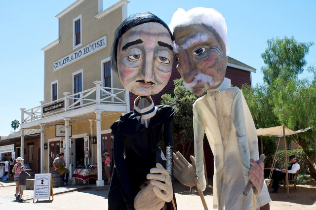 TwainFest in Old Town - Top Things to Do in San Diego
