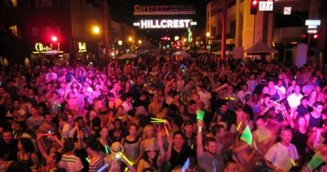 Annual Hillcrest CityFest Street Fair