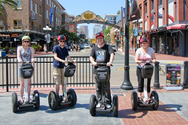 Segway Tour with Another Side Tours