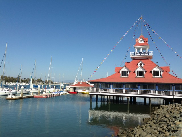 Coronado 1887 on the Bay Restaurant